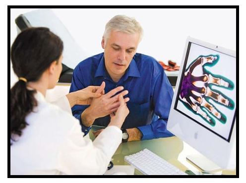 Дифференциальная диагностики болей в суставах